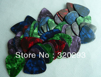 Lots of 144 pcs New 1 mm Heavy Guitar Picks Celluloid No printing