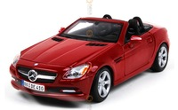 BENZ SLK CLASS   ! Maisto  1:24  car models  free shipping !