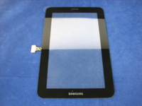 Touch Screen Digitizer Bildschirm for Samsung Galaxy Tab 2 7.0 GT-P3100 Black
