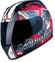 Marushin helmet motorcycle 778rs helmet red