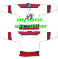 Custom Indianapolis Racers-Vintage WHA Ice Hockey Jersey Stitch - Customized Any Name And Number Swen On (S-4XL)