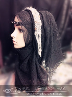 Hot sale! Free shipping 2013 spring and autumn new female Muslim headscarf