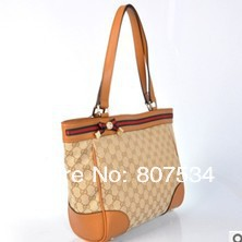 factory direct sale handbag genuine leather good quality top famous brand (accept wholesale with ems fast free shipping)(China (Mainland))