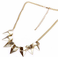 DY438  Vintage Choker Sweater Chain Necklace Pendants ,Gold Filled Chain Jewelry For Women,2013 New Fashion
