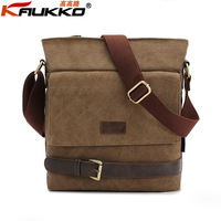 brand fashion brief vintage designer men's canvas shoulder bags messenger bag for men, retail and wholesale, free shipping FJ67