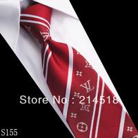 CHEAP PRICE WHOLESALES best sellers New 2013 mens Skinny silk Tie Solid multiple Colors Plain Necktie 5cm(W)x145cm(L) ST155