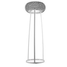 Fashion transparent acrylic beads floor lamp ion floor lamp living room lights(China (Mainland))
