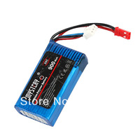 Free Shipping 25C 7.4 V 900mAh LiPo Battery For RC Helicopter Plane