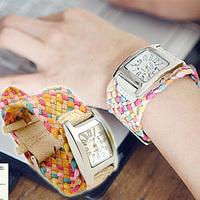 Fashionable Dress Women Designers Belts Wrist Watches For Fashion