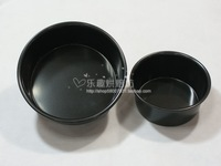 Free Shipping 8 circle cake mould anode aluminum alloy baking tray bread cake mould