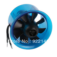 Free Shipping 55mm New Ducted Fan 4750KV RC Brushless Motor Airplane