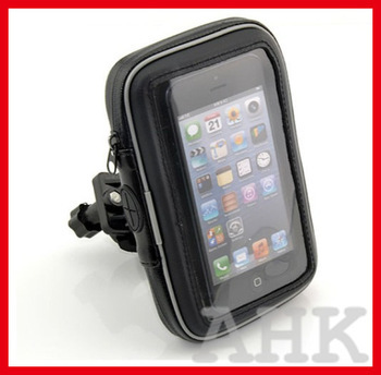 Free Shipping phone bicycle stand  waterproof Mount Bike Holder for iphone 5