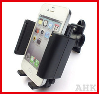 New Arrival Free Shpping Universal Bicycle Handle Phone Mount Holder For iPhone 4