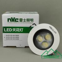 Original led spotlight light series nled133d-4w