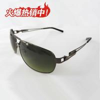 2013 polarized sunglasses male light driving mirror cutout mirror glasses sports sunglasses