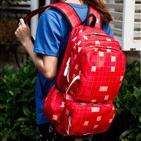 Free shipping 1pcs 2013 women's female fashion plaid bag middle school students school bag preppy style women's handbag