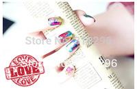 Free shipping 60rolls/lot New Nail Art Transfer Foils Set Free Adhesive Acrylic Gel Nail Art Sticker Tips Decoration