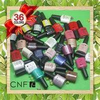 High quality CNFgel polish 24 colors +2 base +2top coat ,uv&led soak off gel polish,free Shipping in 3days