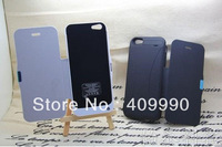 Free Shipping,20pcs 4200mah Backup Battery Case External Battery Case for iPhone 5 With Cap,Thin External Battery