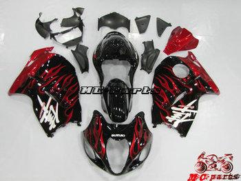 For Suzuki Gsxr 1300 Hayabusa 96-07 99 Fairing Bodywork kit High quality ABS MMA