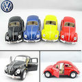 Soft world 1:32 vw beetle 1967 classic car alloy car model