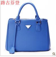 2013 4 leather PU cross bag fashion normic handbag bag female bags spy
