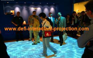 Free shipping and lowest price interactive floor projection system,indoor interactive floor china supplier