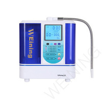 Alkaline water Ionizer 110v 220v Water Treatment Appliances water filter heating function Platinum alloy