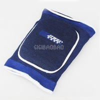 Blue Knee Support Stretch Brace Pad Wrap Band For Athletic Sports Climbing #gib