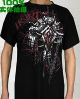 World Of Warcraft  Short-sleeve T-shirt high quality 100% cotton Men`s T-shirt S M L XL XXL XXXL