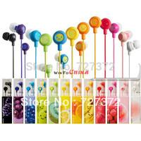New In-Ear Smile Earbud Earphone Headphone for MP3,MP4 3.5mm