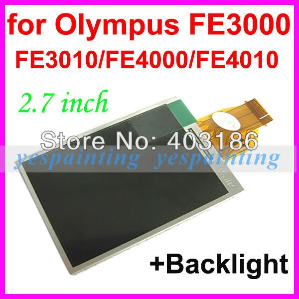 ЖК-экран отображения замена для olympus fe3000