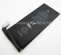 10PCS New 1420mAh Replacement Li-ion Battery For iPhone 4g E0007