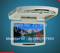 """12""""Roofmount monitor with DVD/USB/SD/IR/FM/GAMES/SpeakerHigh definition digital panelResolution:1024*6002 AV Inputs/1 AV output"""