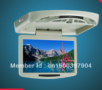 "12""Roofmount monitor with DVD/USB/SD/IR/FM/GAMES/SpeakerHigh definition digital panelResolution:1024*6002 AV Inputs/1 AV output"