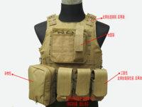 Free Shipping!! Tactical vest/combat vest/Camouflage tactical vest