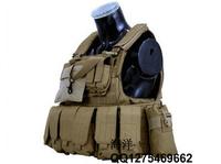 Free Shipping!! Molle tactical vest bullet proof vest stab proof vest ver5 cs vest black cp