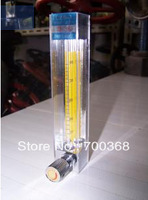 LZB -4, glass rotameter gas flow meter with adjust control valve, water flow meter/air flow meter 1pcs/lot