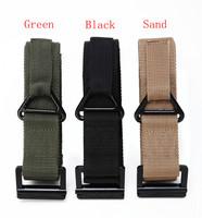 Blackhawk military tactical belt CQB rappelling belt Outside Strengthening Canvas Waistband free shipping