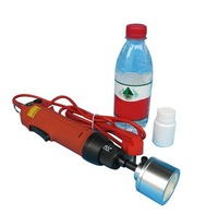 On Sale Manual  screw capper+Electric capping machine (5-50ml)  for different size caps-+free shipping