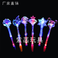 Brightness stick luminous stick magic wand child toy