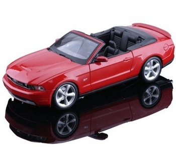 Ford Mustang GT Convertible ! Maisto  1:18  car models  free shipping !