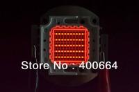1pc 30w 50w  Watt Red/ Blue/Green led beads High Power Led Light Red 620-630NM / Blue 460-470NM / Green 520-530NM