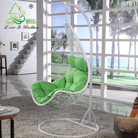 Rattan rocking chair chaise lounge leisure chair swing indoor hanging basket balcony rocking chair hanging chair rattan chair
