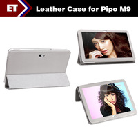 10.1 inch Special leather case for PiPO M9 Tablet PC Color Gray