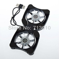 Free shipping USB Mini Octopus Laptop Notebook Fan Cooler Cooling Pad