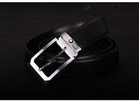 High Quality 1:1 Fashion Design Alloy Belt Buckle,For men's  Formal Belt & Suit pants Genuine Leather Belts Black ,Drop shipping