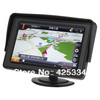 Free Shipping New 4.3 Inch LCD Car Rearview Monitor with LED Blacklight for Camera DVD(China (Mainland))