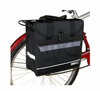 22L Roswheel bike bicycle bag single-side package back seat bag rear stacking shelf bag for cycling sports