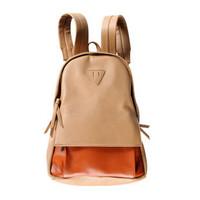 Color block  bag female cartoon  women's handbag casual